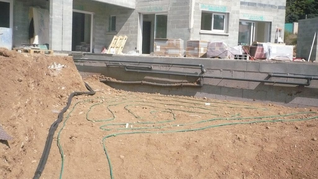 installation géothermie sofath