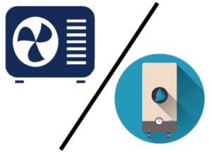 pompe à chaleur ou chaudiere à condensation